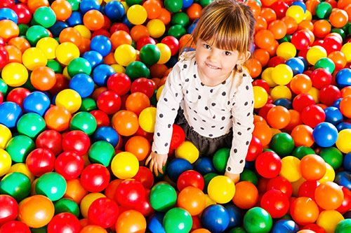 Kids Ball Pool Set Up UK gallery 3