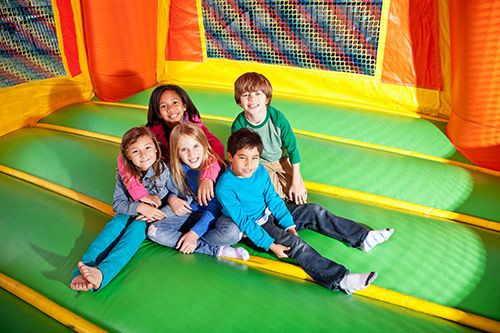 Bouncy Castles Family Fun Days  gallery 1