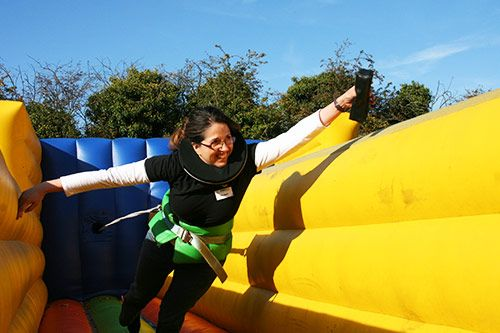 Bungee Running gallery 1