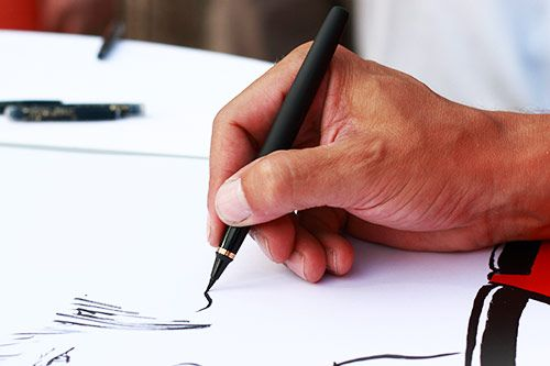 Caricaturist gallery 3