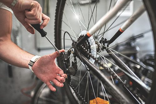 Charity Bike Build gallery 3