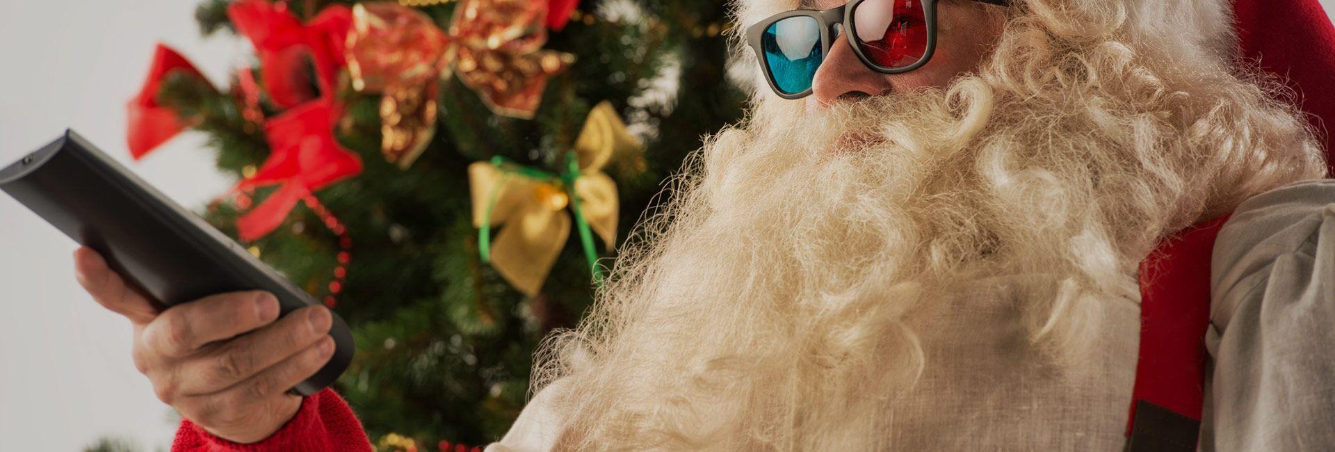 christmassy movie