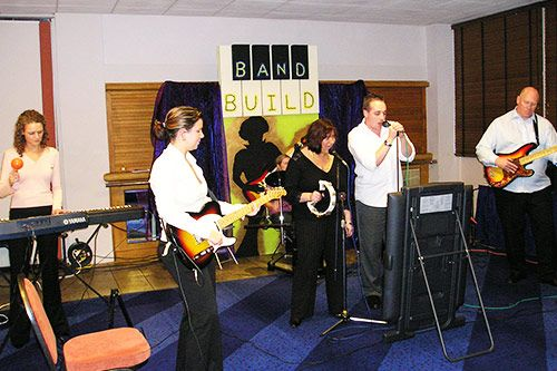 Corporate Band Building gallery 1