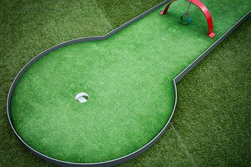 Crazy Golf gallery 2