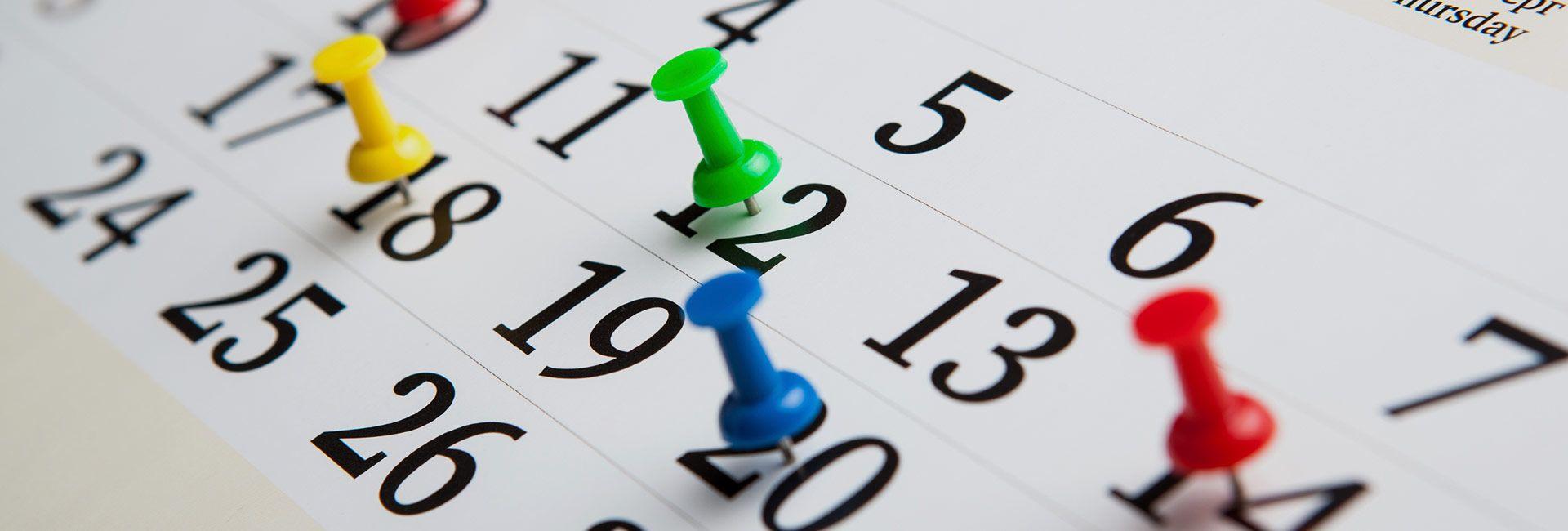 create the date