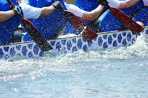 Corporate Dragon Boat Racing Events gallery 3