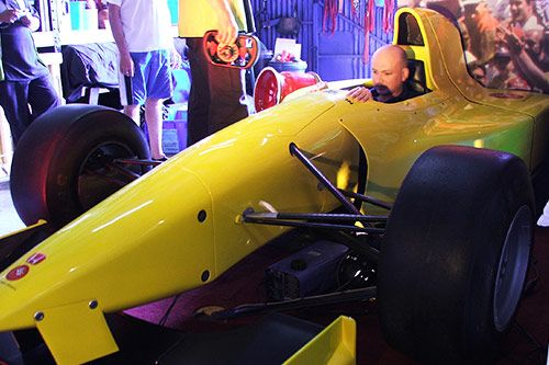 F1 Simulator gallery 2