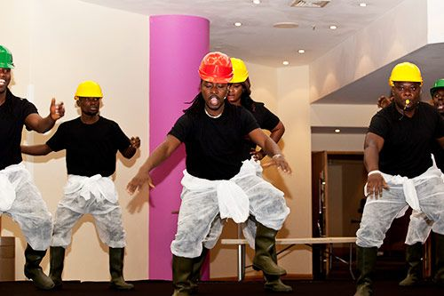 Gumboot Dance UK gallery 3