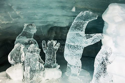Ice Sculpting Team Building Events gallery 2