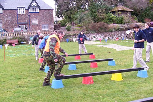 Krypton Factor Team Building gallery 3