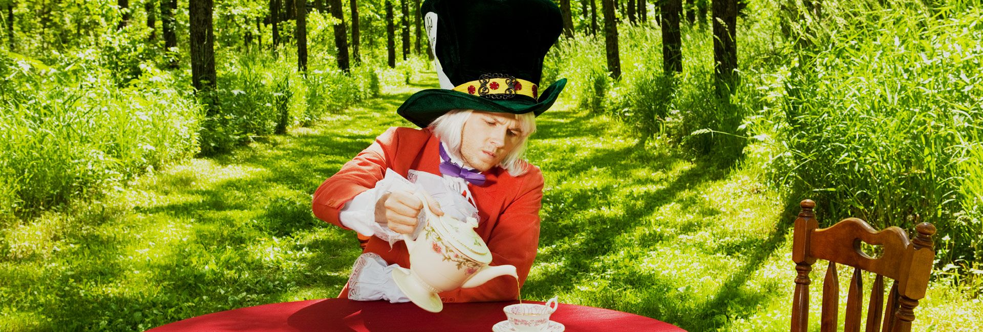 mad hatter tea party events