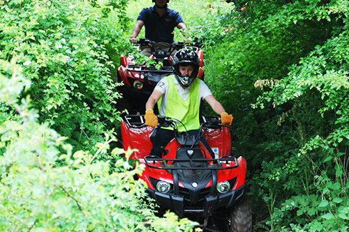 Quad Biking Activity Days for Team Building gallery 3