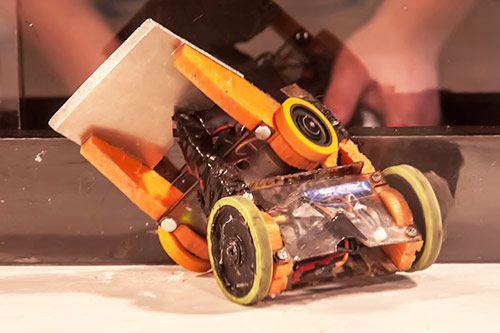 Robotic Warfare gallery 1