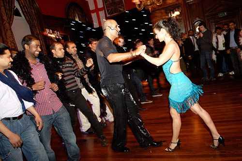 Salsa Sensation Dancing Events gallery 2
