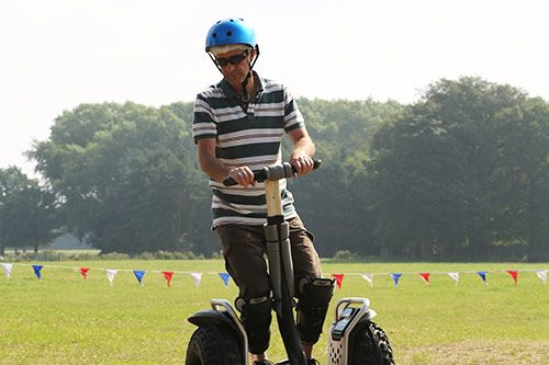 Segway Team Building Activities gallery 1