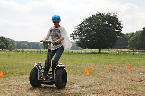 Segway Team Building Activities gallery 3
