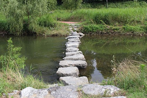 Stepping Stones for Team Building gallery 3