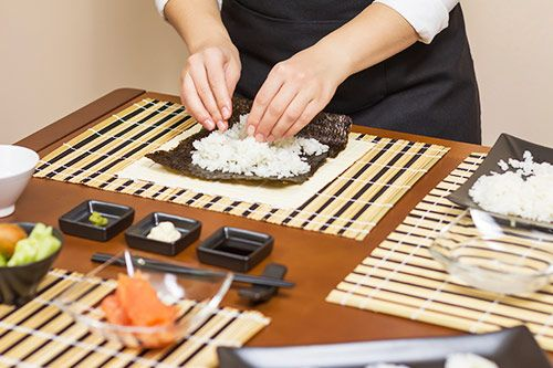 Sushi Making gallery 3