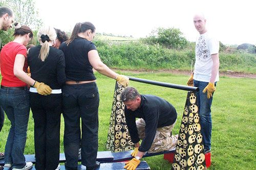 Outdoor Team Work Challenges & Events UK gallery 1