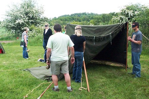 Outdoor Team Work Challenges & Events UK gallery 2