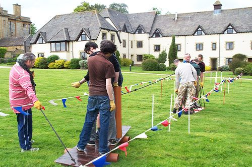 Outdoor Team Work Challenges & Events UK gallery 3