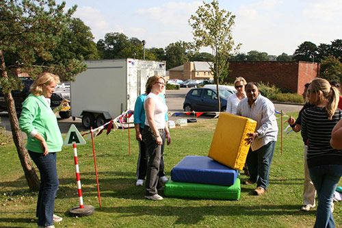 Pyramid Team Building Events gallery 1