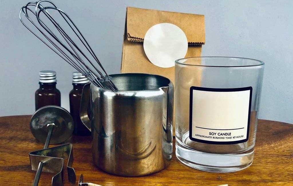 virtual candle making