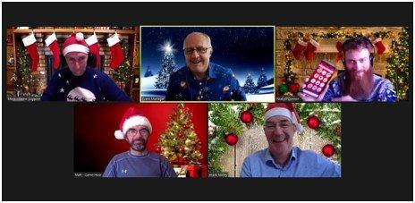 virtual christmas challenge