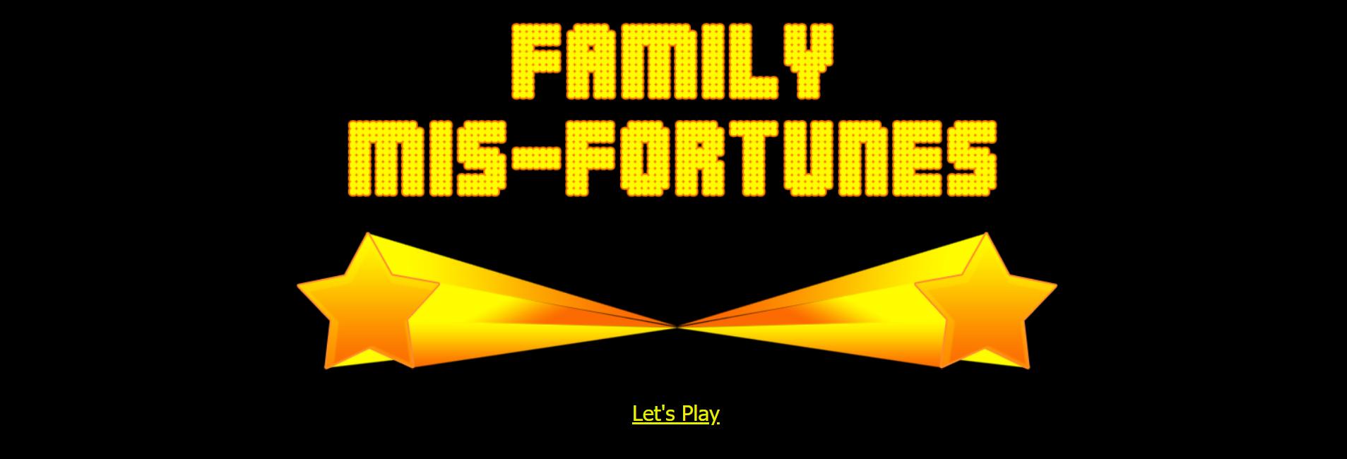virtual family misfortunes