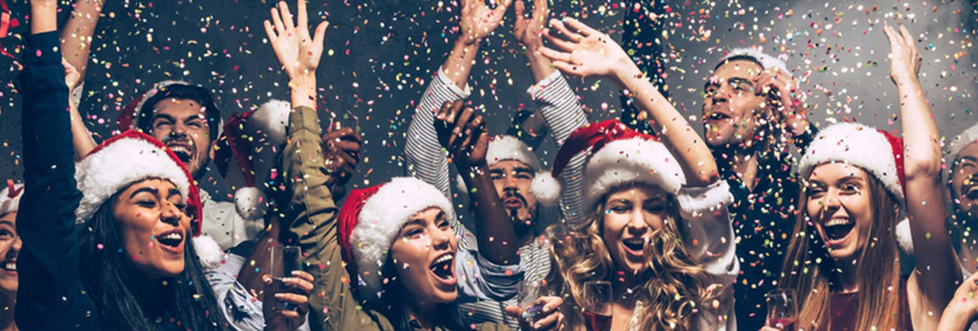 five awesome office christmas party themes