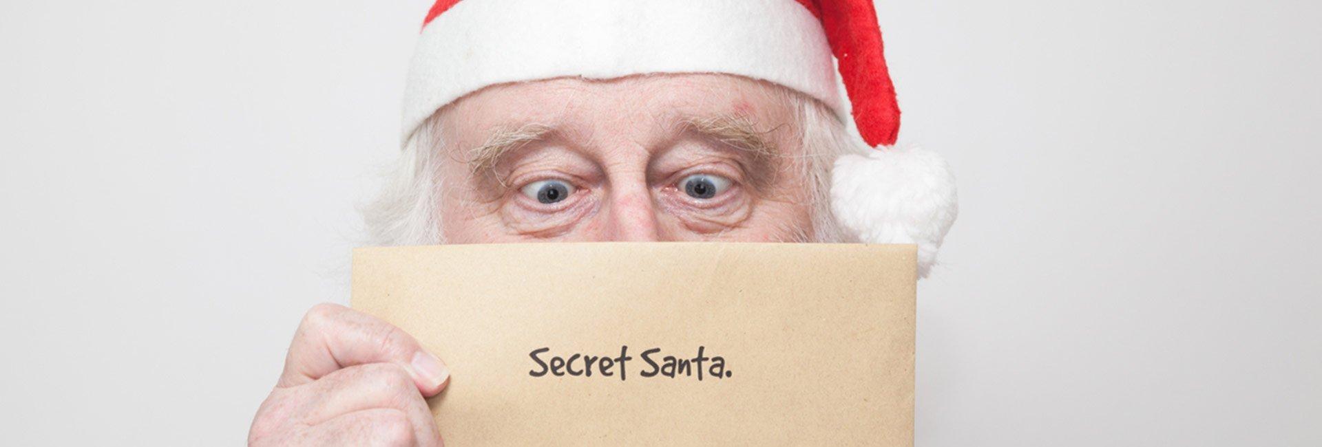 top 5 office ideas for secret santa