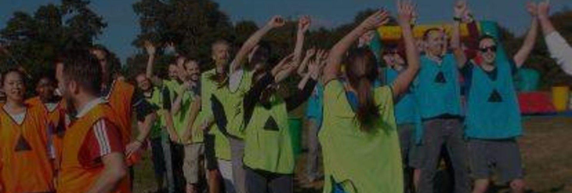 top 5 outdoor team building activities for summer