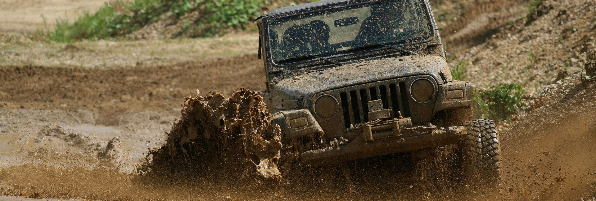 corporate 4x4 off road driving experience