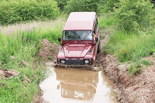 Corporate 4x4 Off Road Driving Experience gallery 3