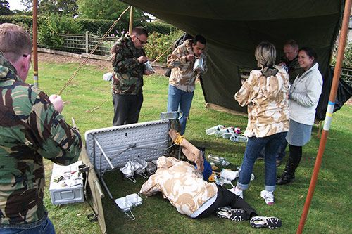 Boot Camp Team Building gallery 1