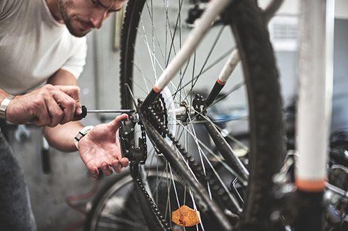 Charity Bike Build gallery 1