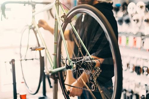 Charity Bike Build gallery 2
