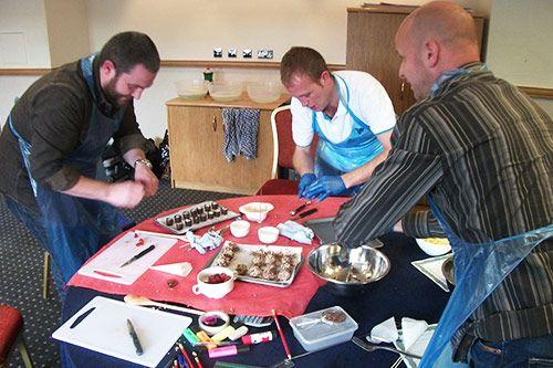 Chocolate Craft Challenge gallery 1