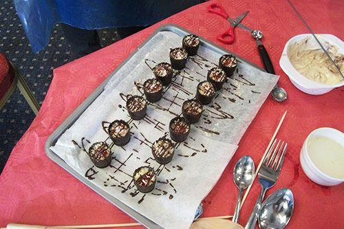 Chocolate Craft Challenge gallery 2