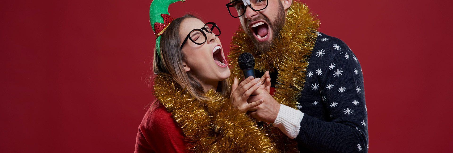 christmas pop promo