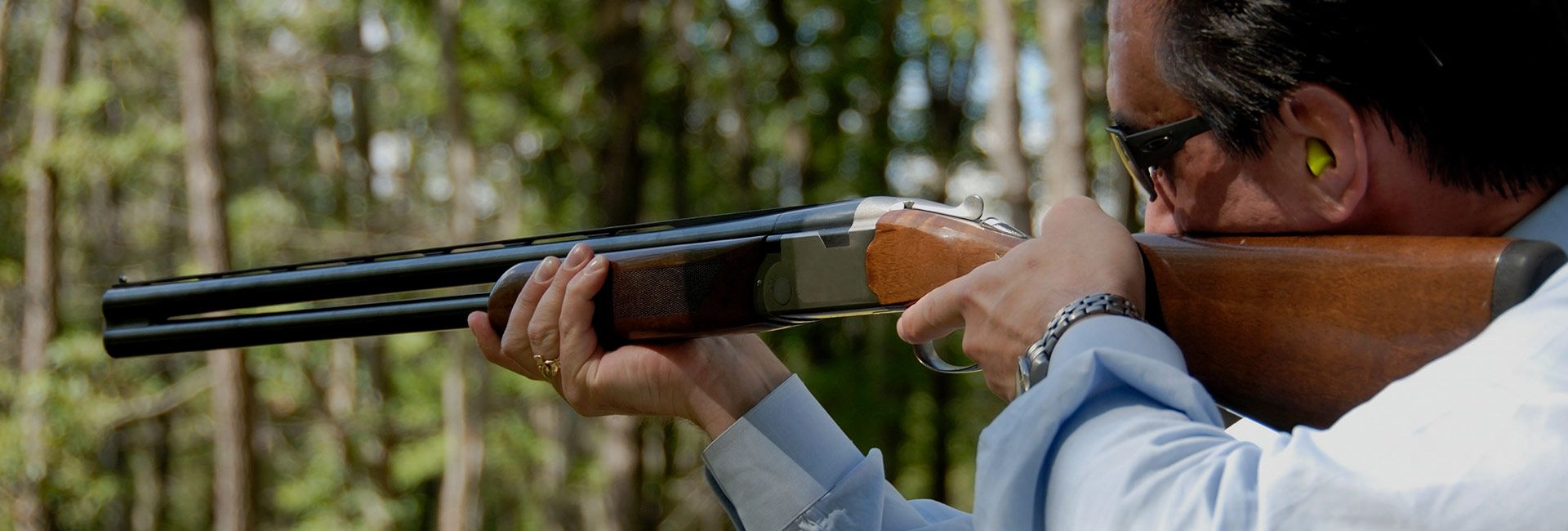 clay pigeon shooting days for corporate events