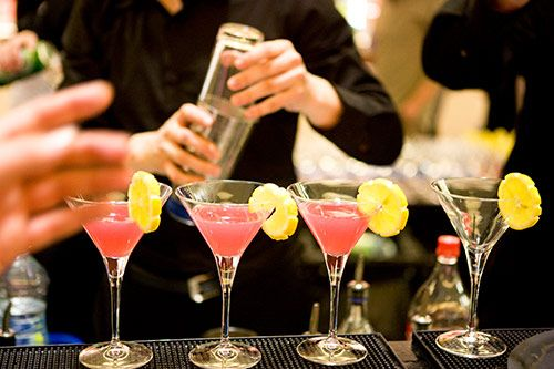 Cocktail Making Team Building & Corporate Events gallery 2