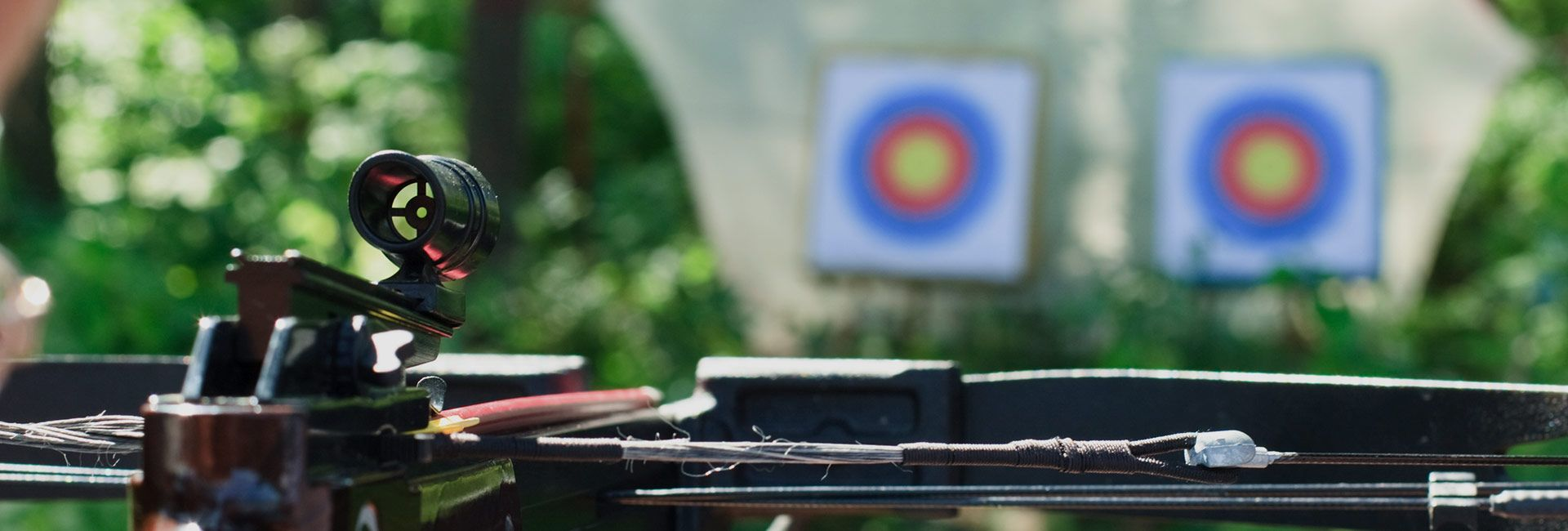 crossbow shooting team building activity