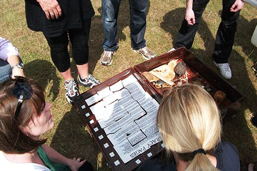 Crystal Quest Team Building gallery 1