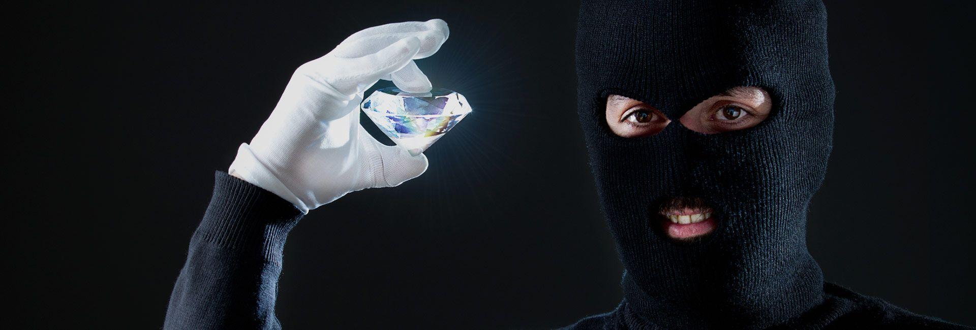 diamond heist event