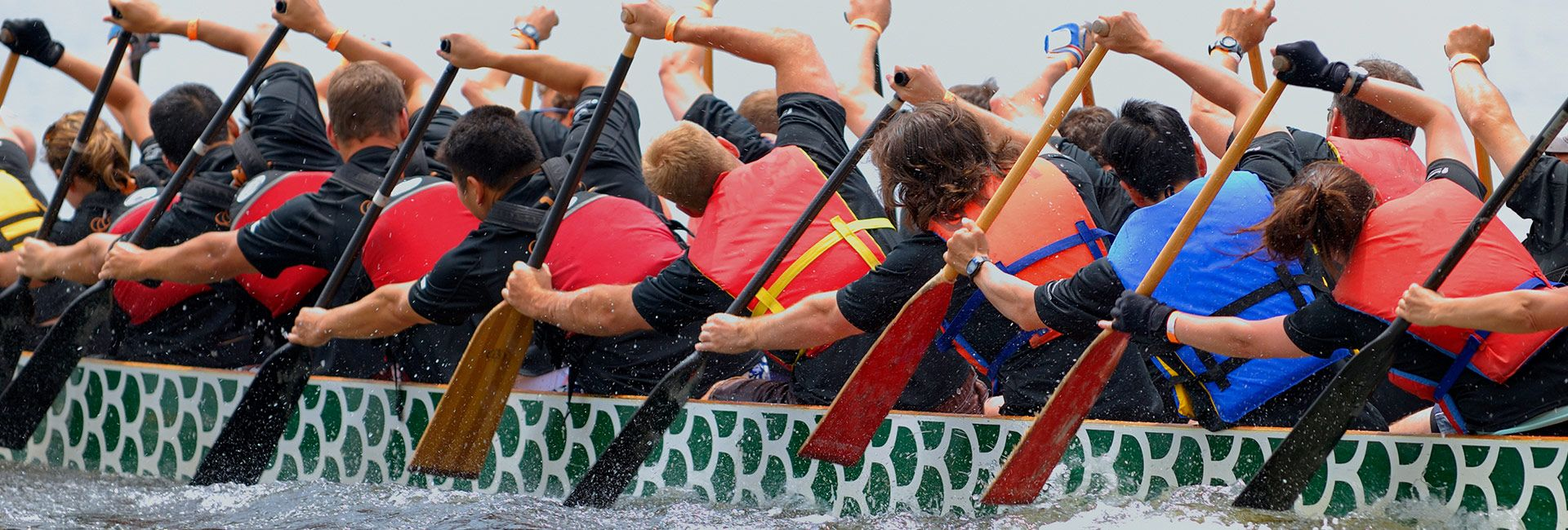 corporate dragon boat racing events