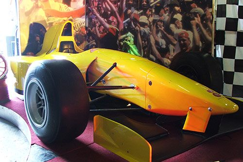 F1 Simulator gallery 1