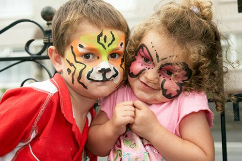 Face Painting Activities for Company & Family Fun Days gallery 1