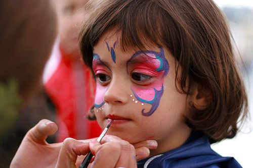 Face Painting Activities for Company & Family Fun Days gallery 3