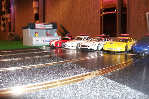 Giant Six Lane Scalextric gallery 2